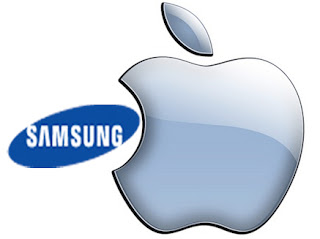 Samsung taking a bite out of Apple