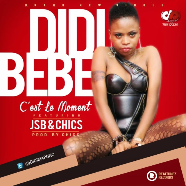 New #Music - C'est Le Moment - Didi Bebe feat. JSB & @ChicsBBS - Plus Exclusive Interview with #Chics ~ Utopia Magazine - N1ki Blog